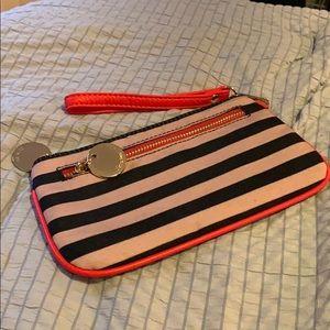 Deux Lux wristlet wristlet stripes